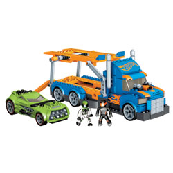Hot Wheels Camion et Bolide
