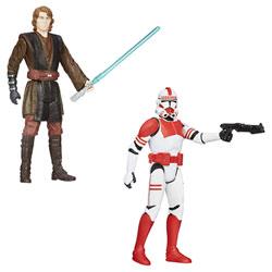 Saga Star Wars Figurines de Legende
