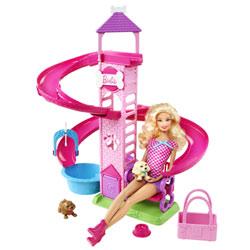 Barbie Jardin des Animaux