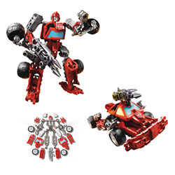 Transformers Construct A-Bots Scout