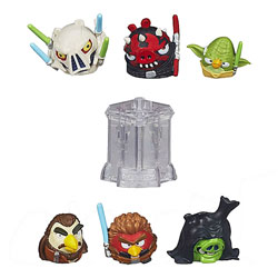 Star Wars Angry Birds Multi Pack Telepods