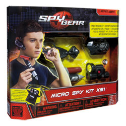 Spy Gear-Ceinture espion