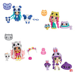 Poupée Kawaii Crush Assortiment