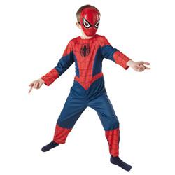 Panoplie spiderman Classique taille L