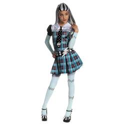 Déguisement Monster High Frankie Stein 8-10 ans