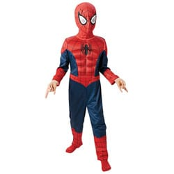 Panoplie Spiderman Luxe M