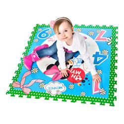 Tapis puzzle Mimi