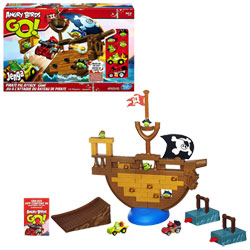 Angry Birds Go Pirate Pig Attack