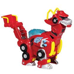 Transformers T4 DLX Heatwave Dino