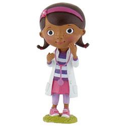 Figurine Docteur la Peluche