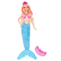 Barbie sirène Lumina