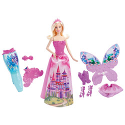 Barbie Féerie 3 en 1