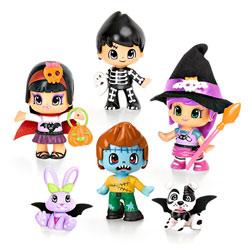 Pinypon coffret 6 figurines Terreur