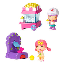 Pinypon Mini Stands Assortiment