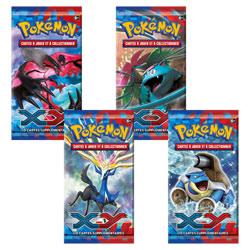 Pokémon Booster XY1