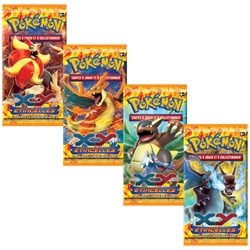 Pokemon Booster XY2