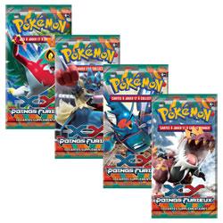 Pokémon Booster XY03