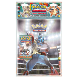 Pokémon Pack Cahier Range-cartes A4 + Booster XY03