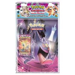 Pokémon Pack Portfolio et Booster XY Vigueur Spectrale