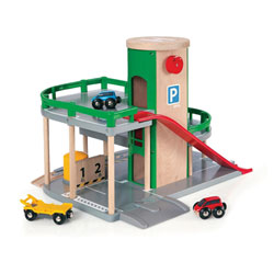 Brio 33204-Garage rail/route