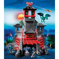 5480-La Citadelle secrète du Dragon