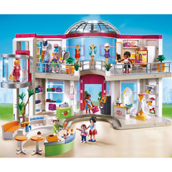 5485-Le Grand Magasin Aménagé Playmobil