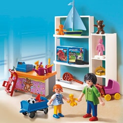 5488-Le Magasin de jouets Playmobil