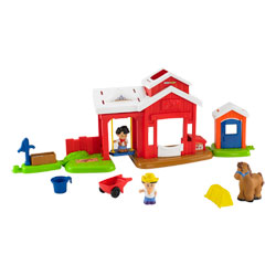 Coffret Ecurie Little People
