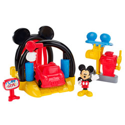 Station Service Mickey