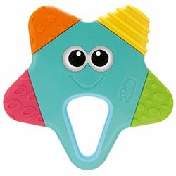 Chicco Hochet de dentition rafraîchissant Etoile