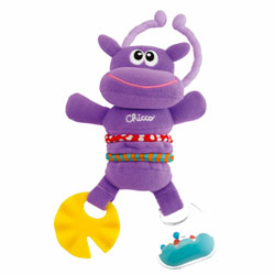 Hochet Hippo Multi Activités en balade