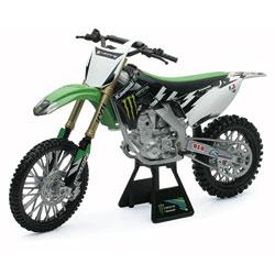 Moto Cross Kawasaki Monster Energy KX 450 F