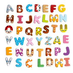 42 Lettres Magnétiques
