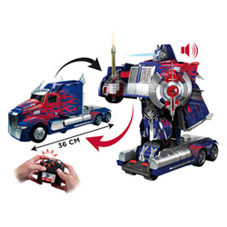 Optimus Prime Robot Radiocommandé