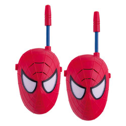 Talkie walkie Spiderman
