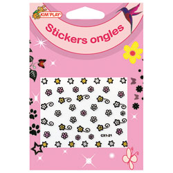 Tatou Stickers Ongles