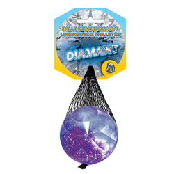 Balle Rebondissante Diamant
