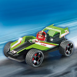 5174-Le Bolide Turbo Playmobil