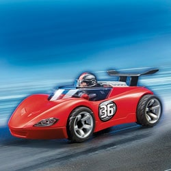 5175-Le Bolide de Course Playmobil