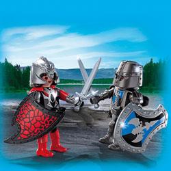 5240- Duel de Chevaliers