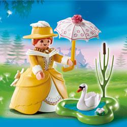 5410-Dame de Compagnie Playmobil