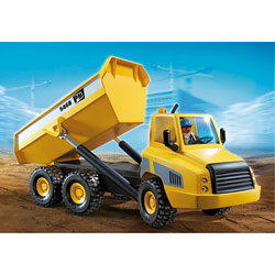 5468-Grand camion à benne basculante Playmobil