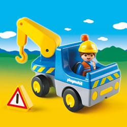 6791-Véhicule de dépannage Playmobil