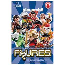 5458-Figurines Garçons série 6