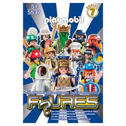 5537-Figurines Garçons série 7