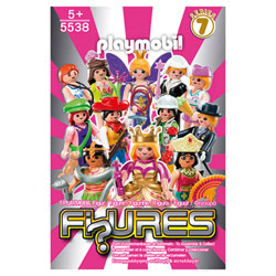5538-Figurines Filles série 7