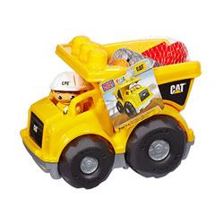 Mega Bloks-Camion Caterpillar
