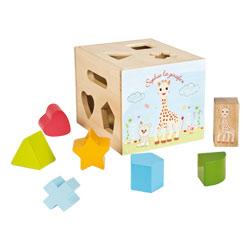 Maison à Formes Sophie la Girafe