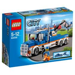60056-Remorqueuse de camions