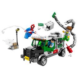76015-Le braquage du camion par le Docteur Octopus